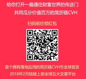 Curriculum Vitae (CVH) 简历链 完善自动生成简历和招聘平台 扫码领币